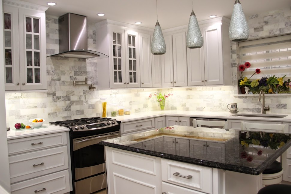 White painted kitchen ideas
